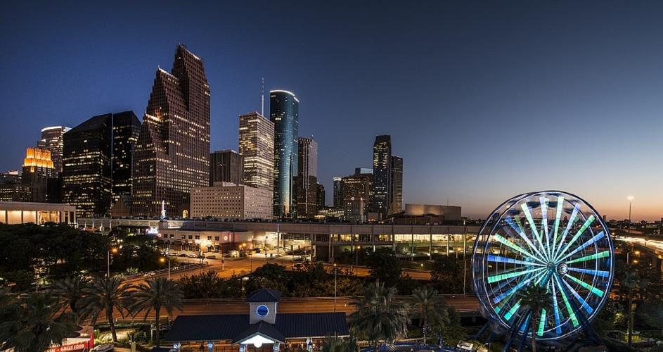 Downtown Houston Architecture